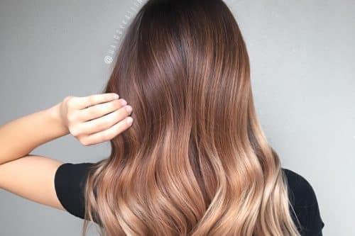 Morena Skin Hair Color For Morena Straight Hair