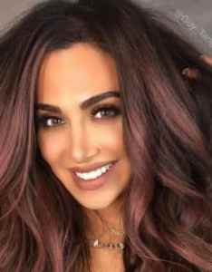 Burgundy hair colors also color chart shades of blonde brunette red  black rh latest hairstyles