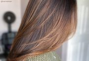 hottest caramel brown hair color