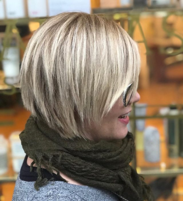 46 chic choppy bob hairstyles for 2019