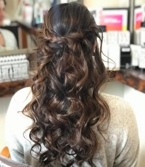 50 Party Hairstyles That Are Fun Amp Chic For 2019