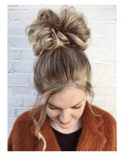 updos long hair cute & easy