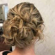 sexiest messy updos ll
