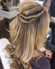 popular party hairstyles