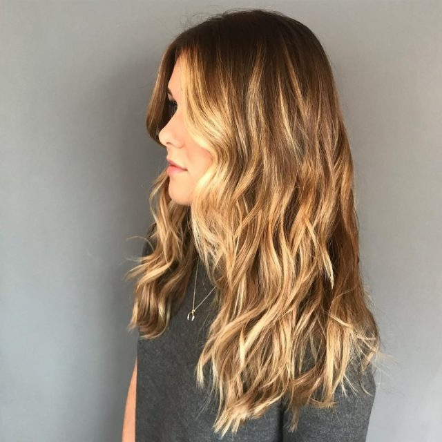 top 22 choppy hairstyles you'll see in 2019