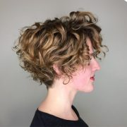 hairstyles short curly