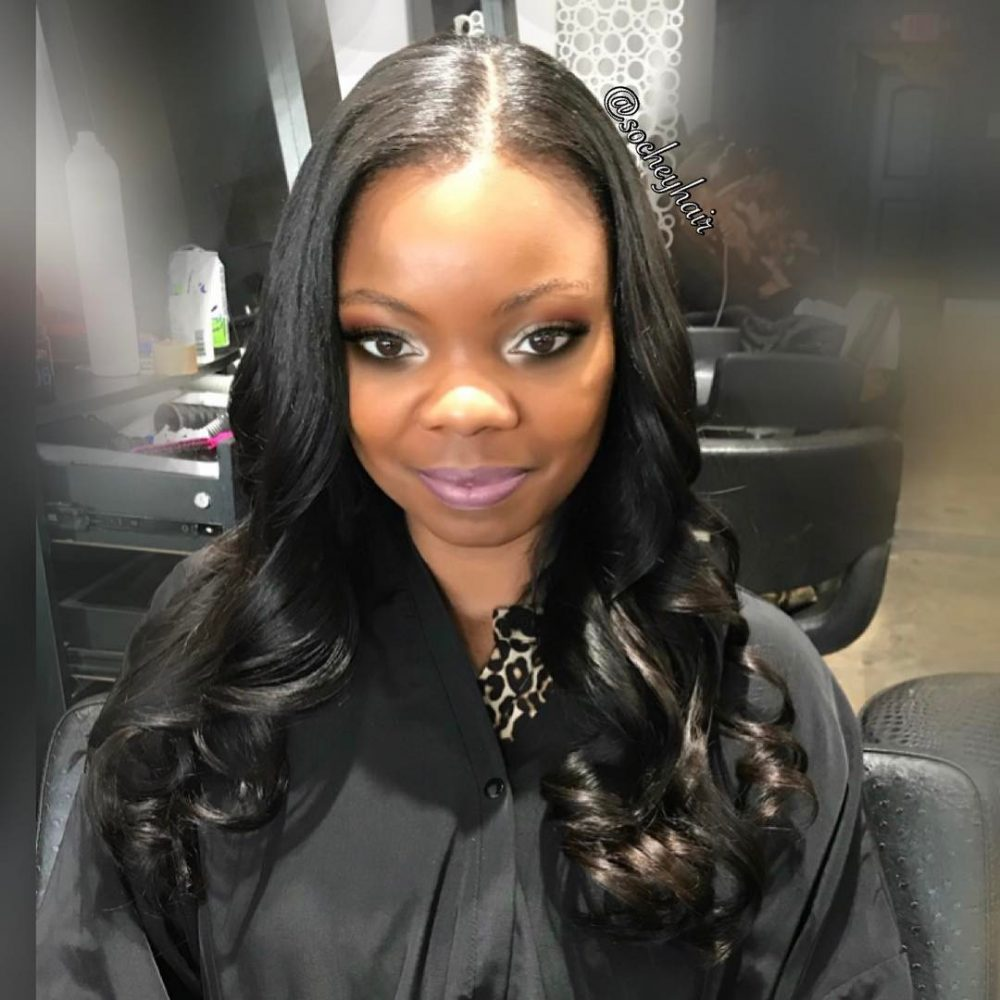 24 Amazing Prom Hairstyles for Black Girls for 2019