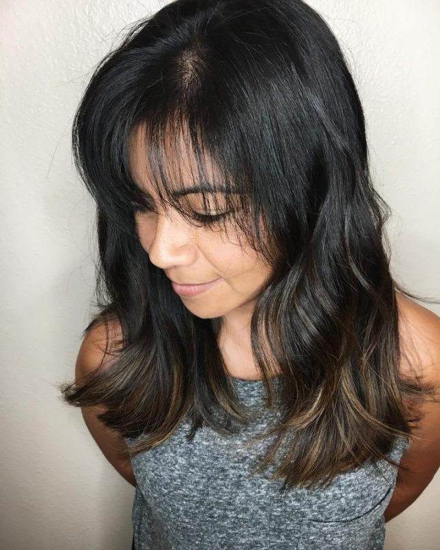 55 perfect hairstyles for thick hair (popular for 2019)