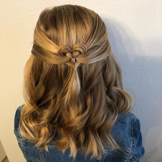Image Result For Cute Little Girl Long Hairstyles