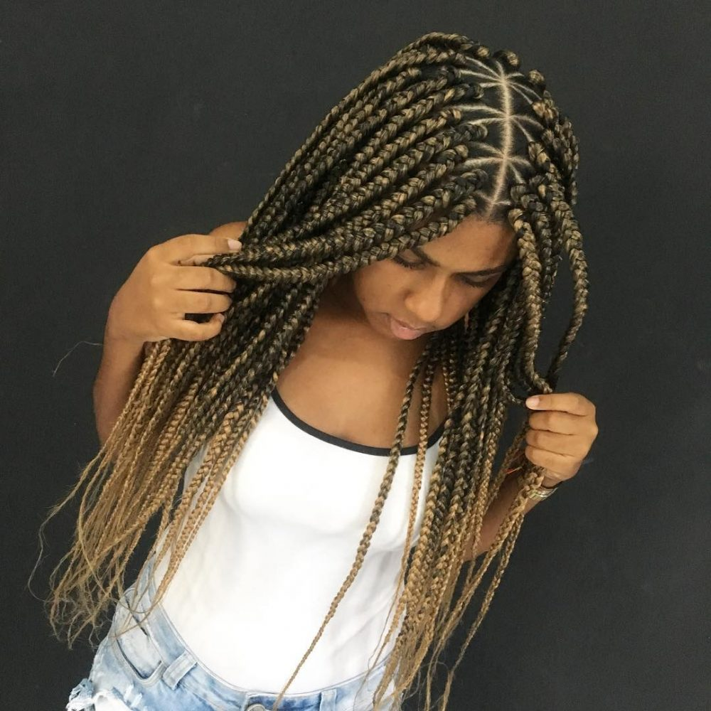 16 Hot Lemonade Braids Inspired by Beyonc