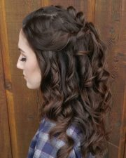 party hairstyles fun