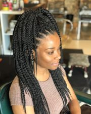 hottest senegalese twist hairstyles
