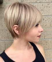 hottest short layered haircuts