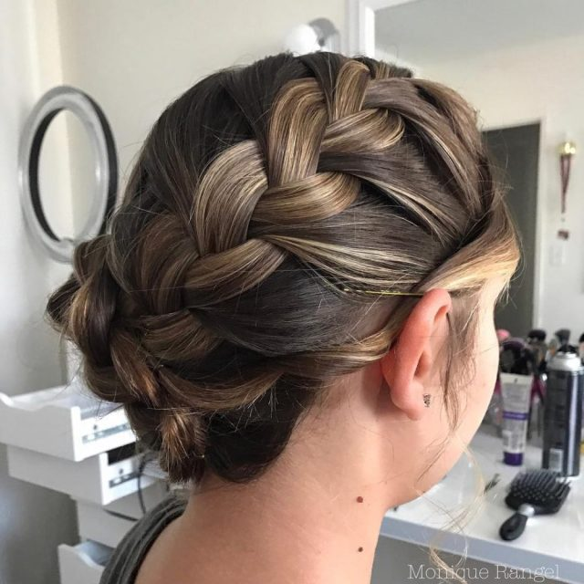37 Inspiring Prom  Updos  for Long  Hair  for 2019 inspo