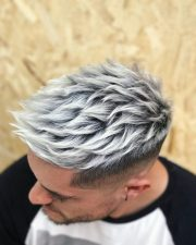 coolest men hair color ideas