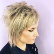 punk hairstyles women trending