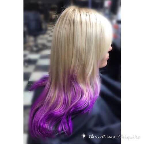 23 Incredible Purple Hair Color Ideas Trending In 2018