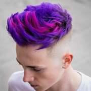 coolest men hair color ideas