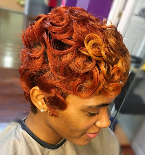 30 Pin Curl Hairstyles Hairstyles Ideas Walk The Falls