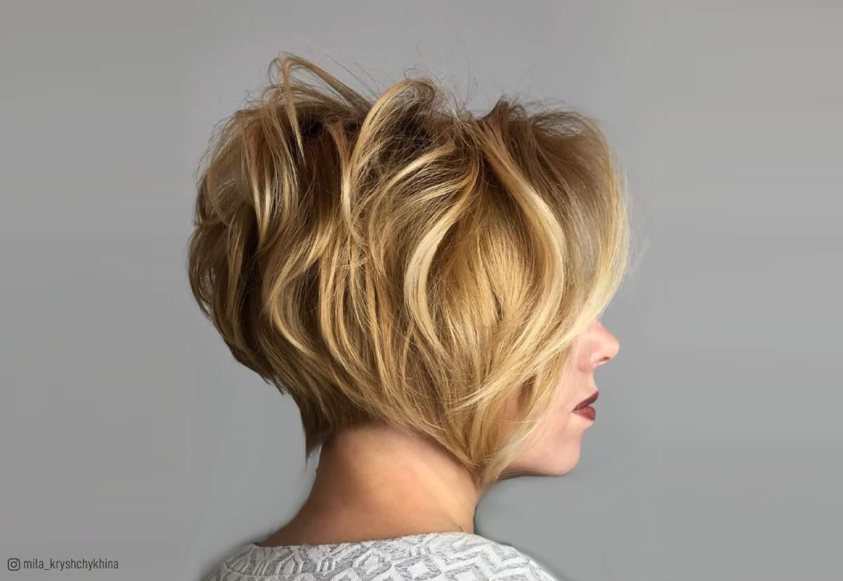 34 greatest short haircuts