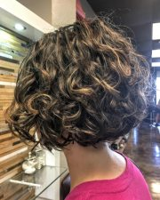 9 sexy short curly hairstyles &