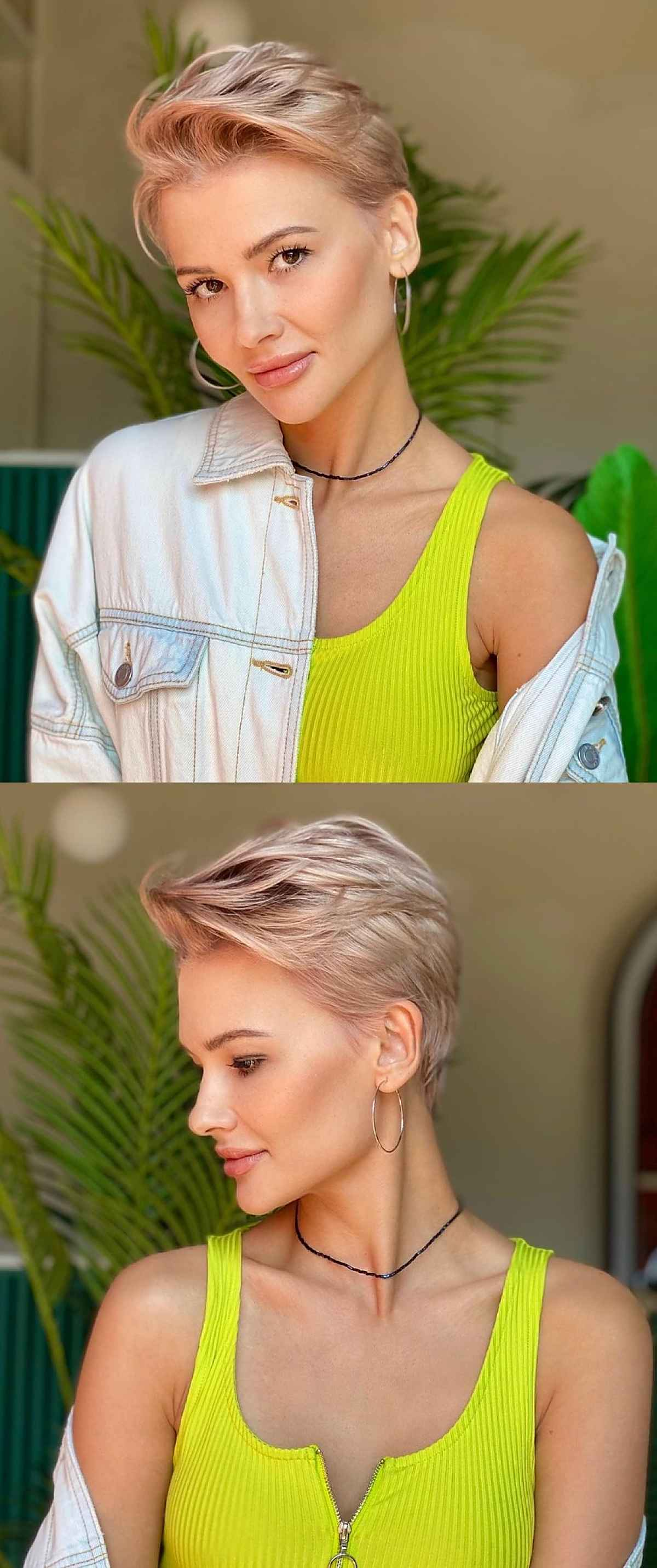35 short straight hairstyles