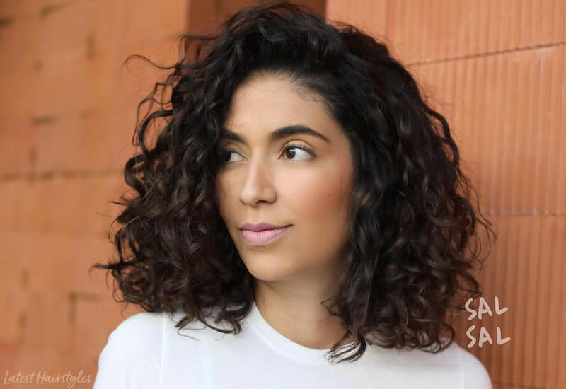 25 Best Shoulder Length Curly Hair Ideas 2020 Hairstyles
