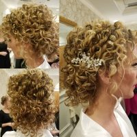 curly hairstyles upstyles - Hairstyles By Unixcode