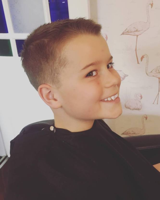Kid Boys Hairstyles Kids Ideas Trendy And Cute Toddler Boy Haircuts Low Taper Fade