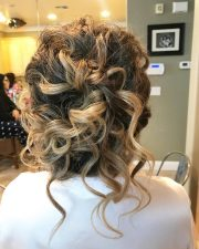 sexiest messy updos 'll
