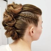 prom updos and 's
