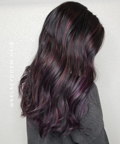 11 Amazing Black Cherry Hair Colors For 2020