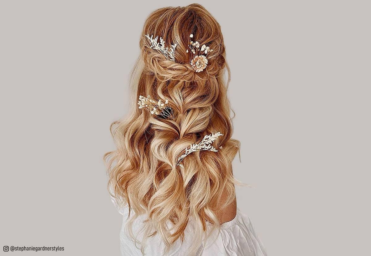 27 gorgeous wedding hairstyles