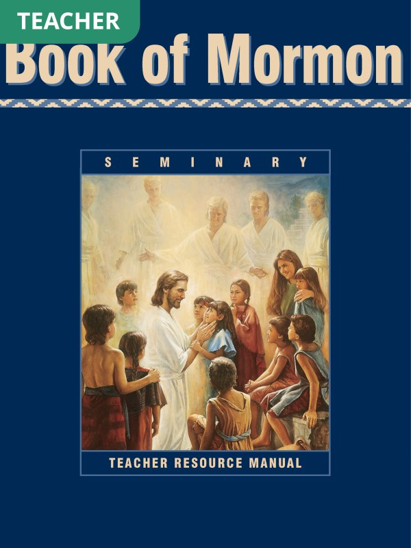 Book Of Mormon Student Manual - Year of Clean Water