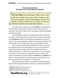 American Government Worksheet Answers - Mmosguides
