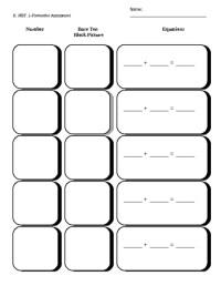 Addition With Base Ten Blocks Worksheets - base ten ...
