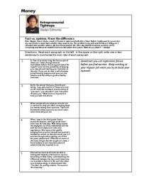 3rd Grade  Fact And Opinion Worksheets 3rd Grade ...