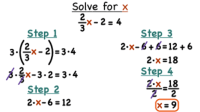 All Worksheets  Solving Multi Step Linear Equations ...