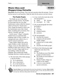 Printable comprehension worksheets 3rd grade ...