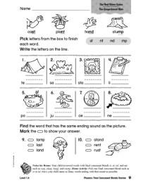 All Worksheets  Blends And Digraphs Worksheets ...