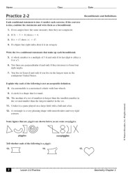 Conditional Statements Worksheet Free Worksheets Library ...