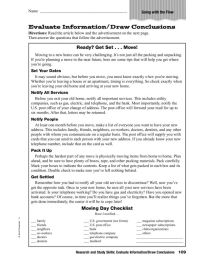 Drawing Conclusions Worksheets For 4th Graders - 10 free ...