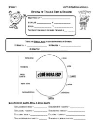 Number Names Worksheets  Spanish Phonics Worksheets ...
