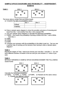 Common Core Probability Worksheets 7th Grade - 5th grade ...