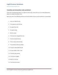 Verb Phrases Worksheets 7th Grade - adjective phrases ...