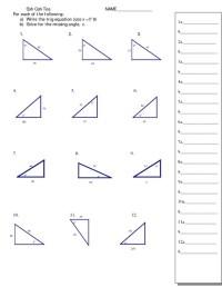 Pin Trigonometric-ratios-right-triangles on Pinterest