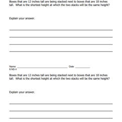 Solving Problems Using Venn Diagrams Worksheets 2 Wire Ultrasonic Flow Meter Lowest Common Multiple Worksheet Ks2 Tes - Multiples Differentiated ...