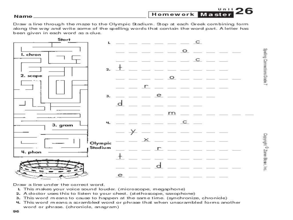 29 Greek And Latin Roots Worksheet 7th Grade - Free Worksheet Spreadsheet [ 768 x 1024 Pixel ]