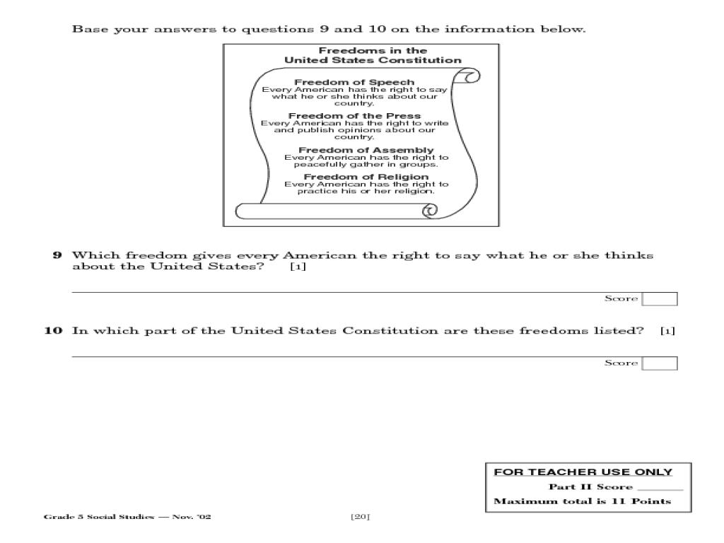 Grade 5 Social Studies Booklet 1 Worksheet for 5th Grade   Lesson Planet [ 768 x 1024 Pixel ]