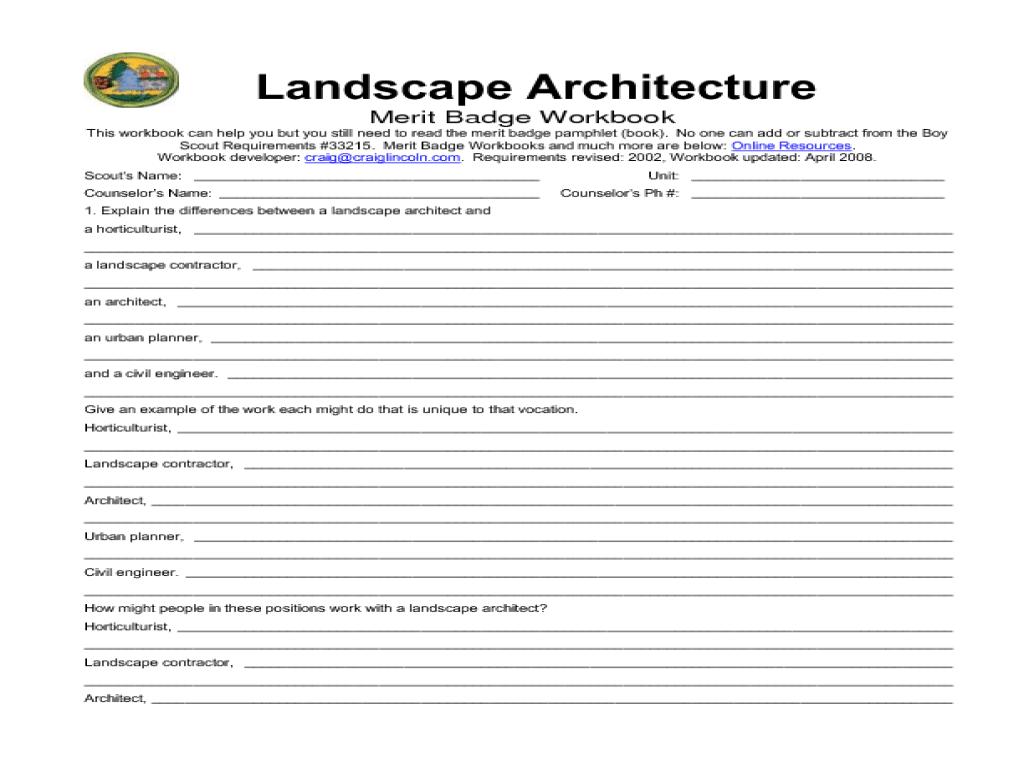 Landscape Architecture Lesson Plans \u0026 Worksheets Reviewed by Teachers [ 768 x 1024 Pixel ]